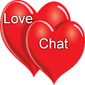 Love dating chat icon