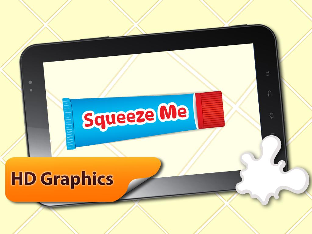 Squeeze Me Toothpaste Smasher- screenshot