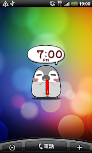 Pesoguin Clock Full -Penguin- v4.2.3