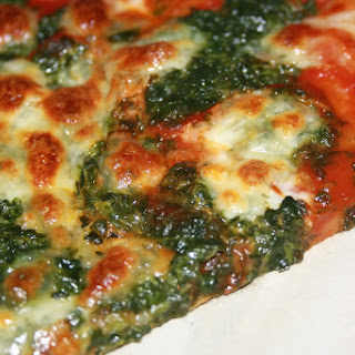 Puffed Pastry Pizza.