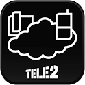 Tele2 Hosted Voice icon