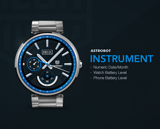 Instrument watchface by Astrob