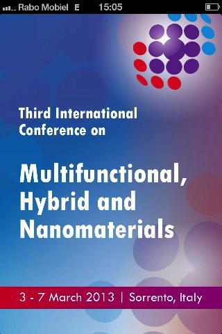 Hybrid Materials 2013