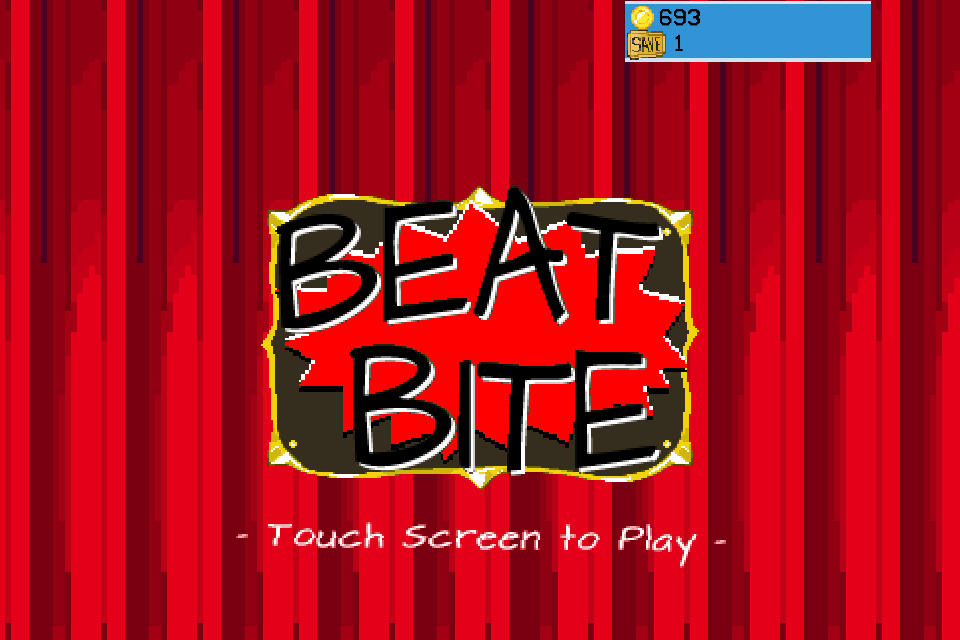 BeatBite- screenshot