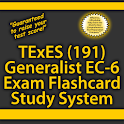 TExES (191) Gen EC-6 Flashcard