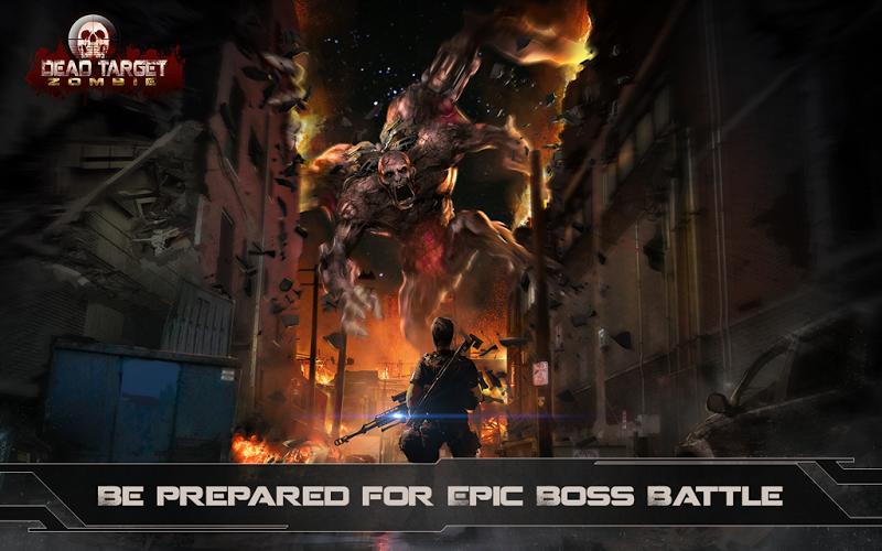 DEAD TARGET: Zombie Mod v1.5.2 APK - screenshot
