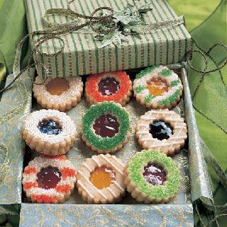 Tea Cake Sandwich Cookies