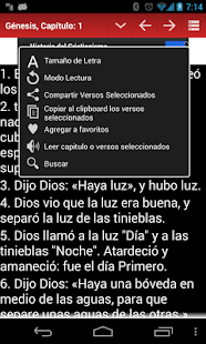 Biblia Latinoamericana Spanish - screenshot thumbnail