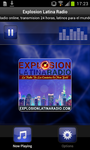 Explosion Latina Radio NYC