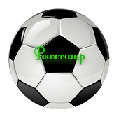 Poweramp Skin Football