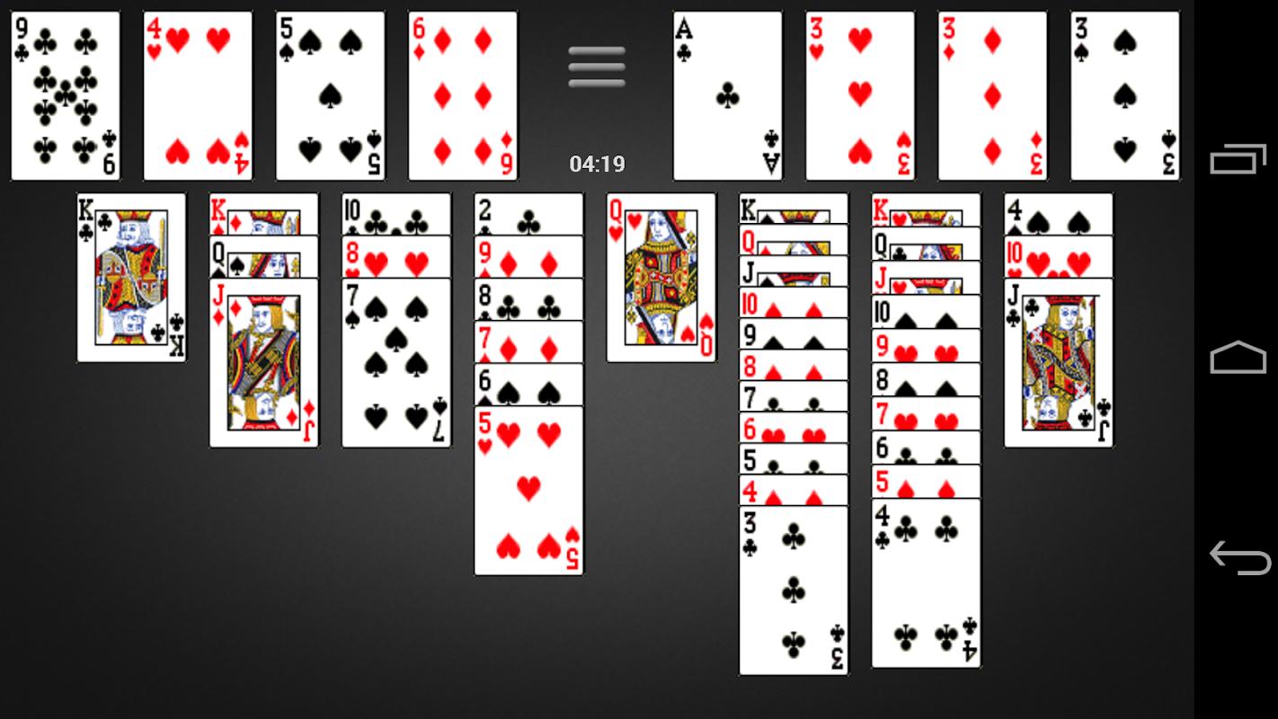 Карточные игры скачать и установить