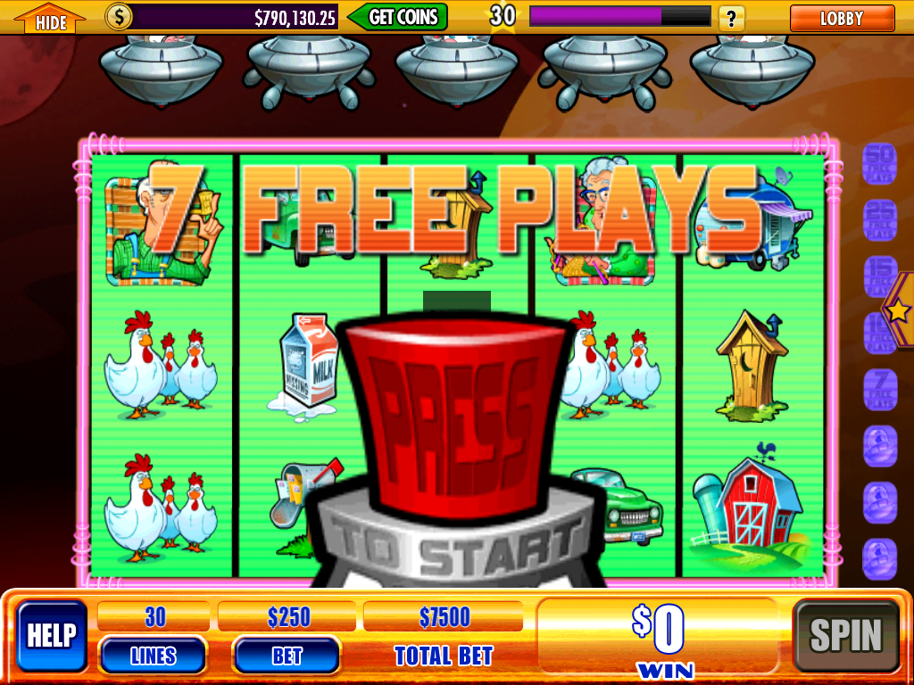 cascino jackpot party free games