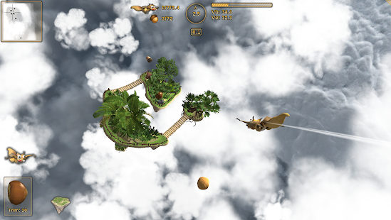Crazy Flying Squirrel Free- screenshot thumbnail
