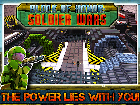 Block Of Honor Soldier Wars C-1 screenshot 55171