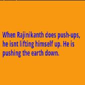 Famous Rajni Jokes