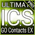 Green ICS GO Contacts EX logo