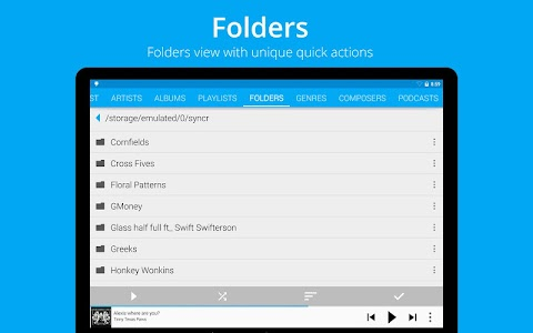 Music Player : Rocket Player v2.8.3.16