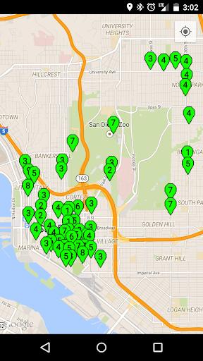 San Diego Bike Finder