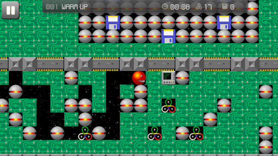 Supaplex- screenshot thumbnail