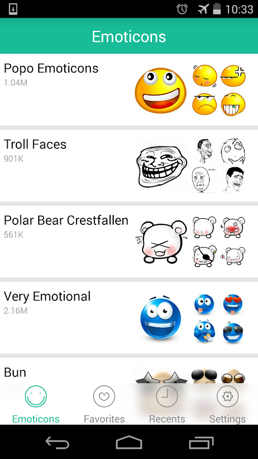 Emoticons Sticke...1 1 1 1 R Whatsapp