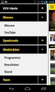 VVV-VENLO LIVE - screenshot thumbnail