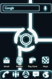 ADW Theme Glow Legacy Pro Screenshot 4
