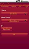 Screenshot of V-Käyrä