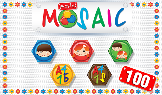 Mosaic Children Lite- screenshot thumbnail