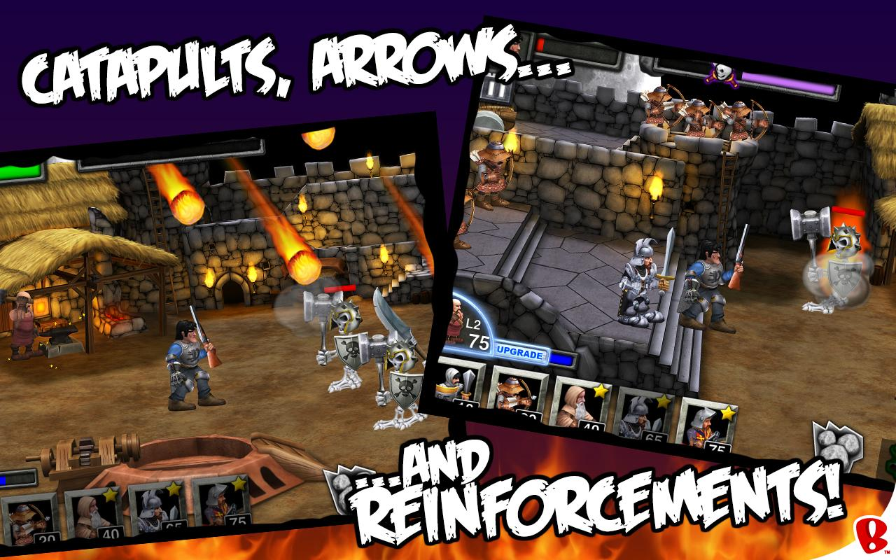 Army of Darkness Defense - screenshot