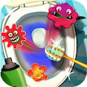 Toilet Makeover -Kids Fun Game icon