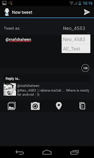 Neatly For Twitter - screenshot thumbnail