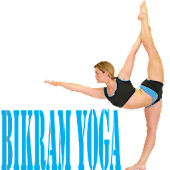 Hot BIKRAM YOGA Poses Journal*