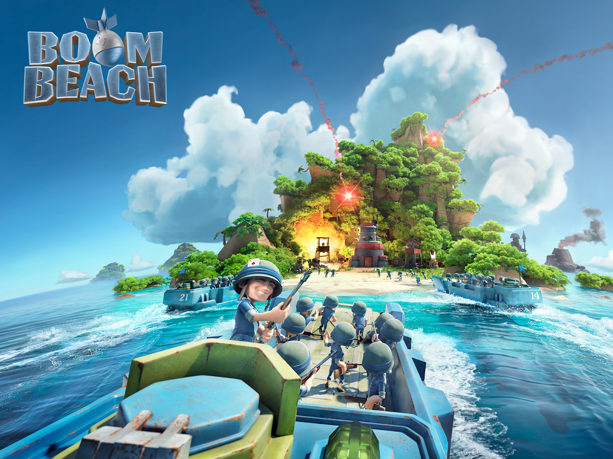 Boom Beach - screenshot