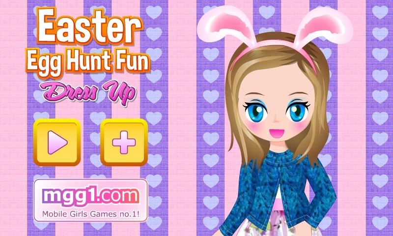 Easter Egg Hunt Fun Dress Up - screenshot