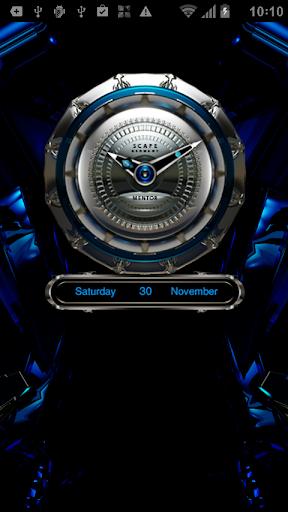 MENTALIST Luxury Clock Widget|玩生活App免費|玩APPs