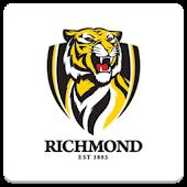 Richmond Tigers Spinning Logo