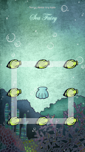 The Sea Fairy Protector Theme screenshot 1