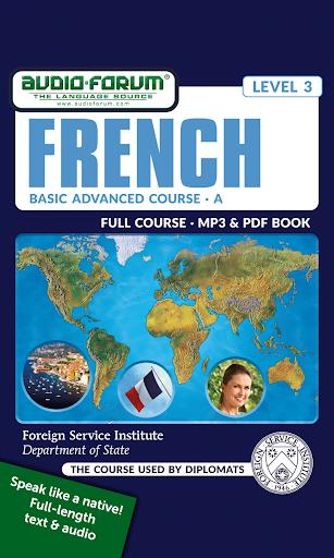 FSI French 3 Audio-Forum
