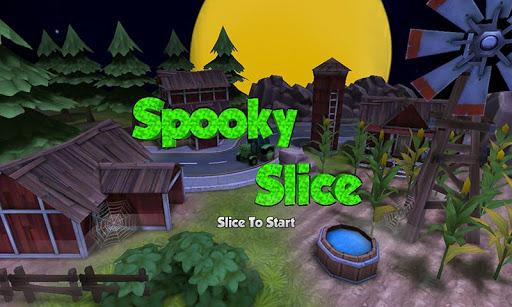 【免費動作App】Spooky Slice-APP點子