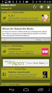 Kehinde Wiley: The Root 100 - screenshot thumbnail