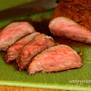 Perfect Oven Roast Beef with Tri Tip or London Broil Cuts.