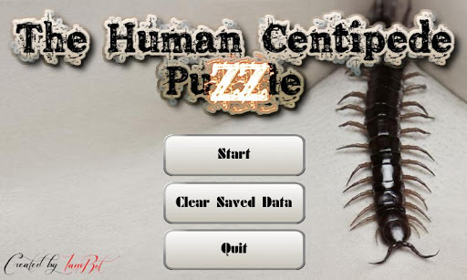 The Human Centipede Puzzle