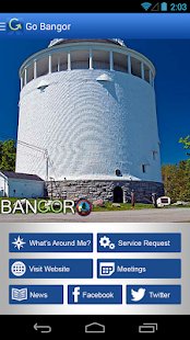 Go Bangor- screenshot thumbnail