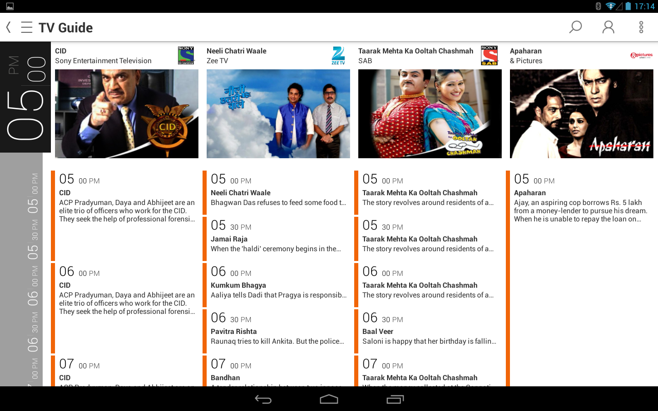 DishTV - LIVE TV MOVIES VIDEOS- screenshot