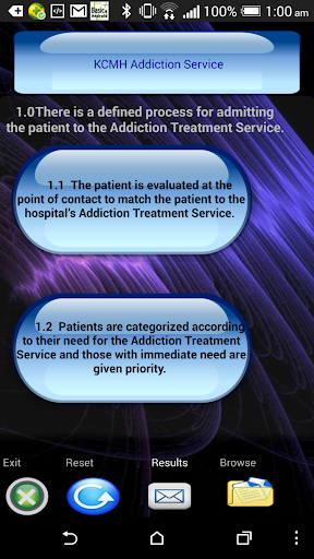 KCMH Addiction Service