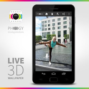 Phogy, 3D Camera v1.21