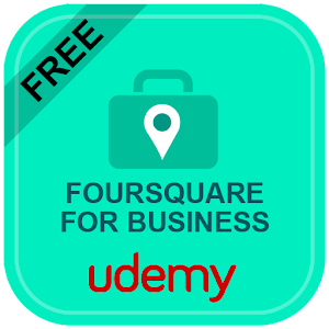 Learn Foursquare for Business Icon