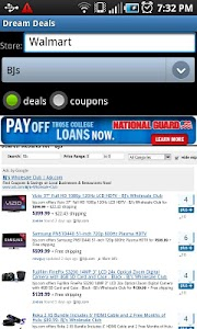 Dream Deals and Coupons screenshot 6