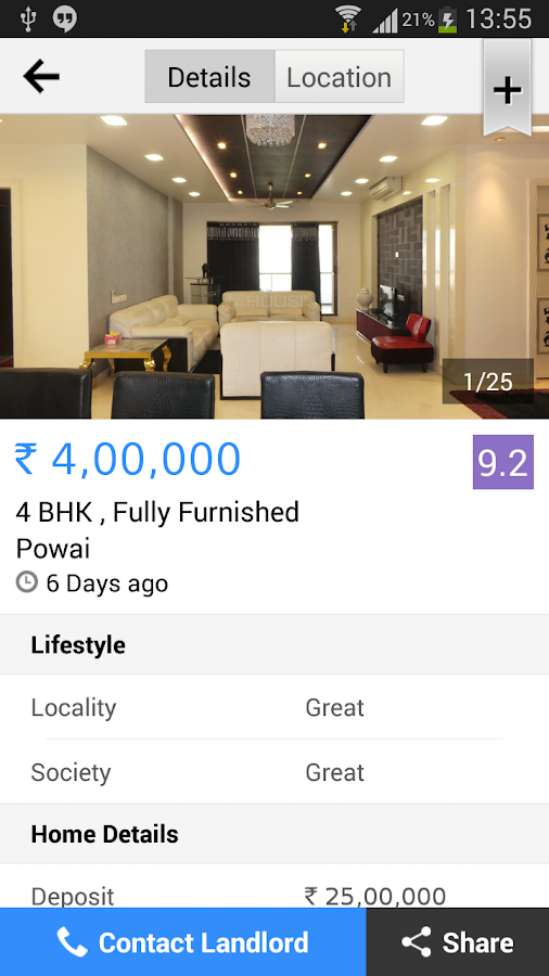 Housing India - screenshot