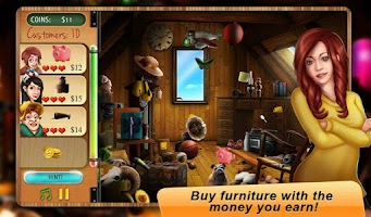 Screenshot of Hidden Object - Home Makeover